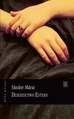 Okładka książki Dziedzictwo Estery