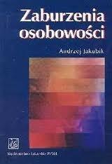 Okładka książki Zaburzenia osobowości