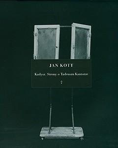 Okładka książki Kadysz. Strony o Tadeuszu Kantorze