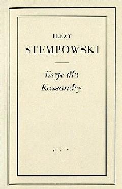 Okładka książki Eseje dla Kassandry