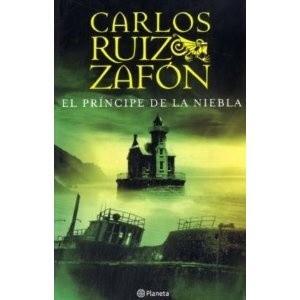 Okładka książki El Principe De La Niebla