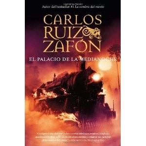 Okładka książki El Palacio de la Medianoche