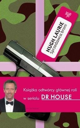 Okładka książki Sprzedawca broni