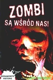 Okładka książki Zombi są wśród nas