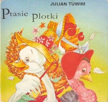 Okładka książki Ptasie plotki