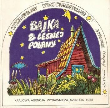 Okładka książki Bajki z Leśnej Polany
