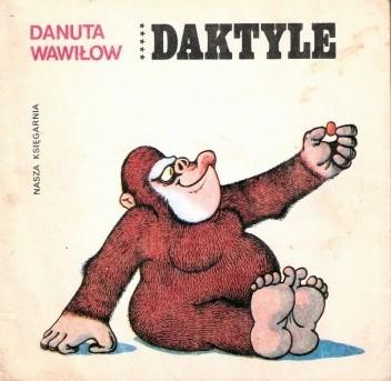 Okładka książki Daktyle