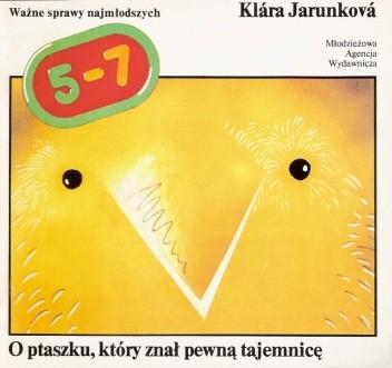 Okładka książki O ptaszku, który znał pewną tajemnicę