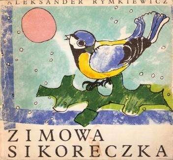 Okładka książki Zimowa sikoreczka