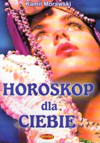 Okładka książki Horoskop dla ciebie
