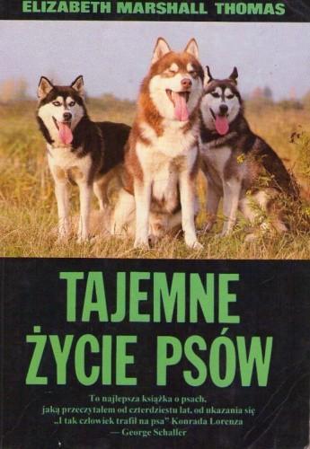 Okładka książki Tajemne życie psów