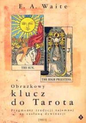 Okładka książki Obrazkowy klucz do Tarota