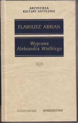 Okładka książki Wyprawa Aleksandra Wielkiego