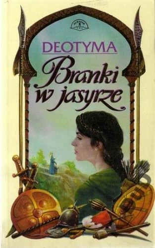 Okładka książki Branki w jasyrze