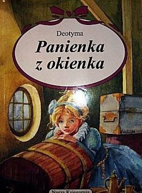 Okładka książki Panienka z okienka. Starodawny romansik