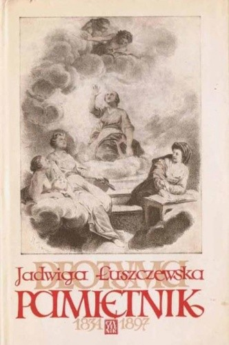 Okładka książki Pamiętnik 1834-1897