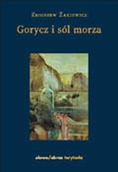 Okładka książki Gorycz i sól morza. Gdańskie Smorgonie