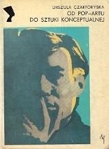 Okładka książki Od pop-artu do sztuki konceptualnej
