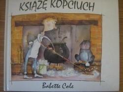 Okładka książki Książę Kopciuch