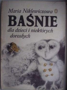 Okładka książki Baśnie dla dzieci i niektórych dorosłych