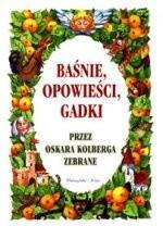 Okładka książki Baśnie, opowieści, gadki