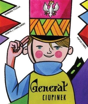 Okładka książki Generał Ciupinek