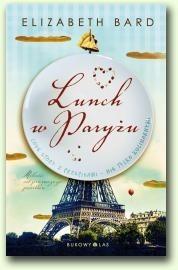 Okładka książki Lunch w Paryżu