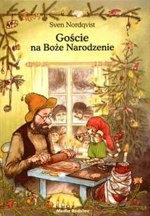 Okładka książki Goście na Boże Narodzenie