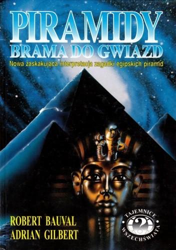 Okładka książki Piramidy: brama do gwiazd