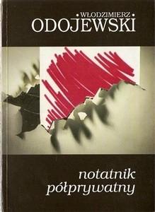 Okładka książki Notatnik półprywatny