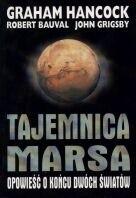 Okładka książki Tajemnica Marsa : opowieść o końcu dwóch światów