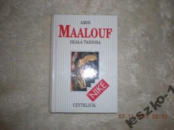Okładka książki Skała Taniosa
