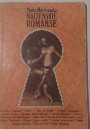 Okładka książki Małżeńskie romanse
