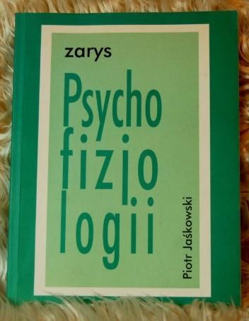 Okładka książki Zarys psychofizjologii