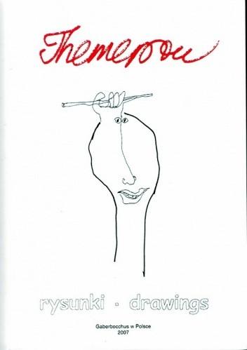 Okładka książki Rysunki. Drawnings