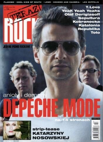 Okładka książki Teraz Rock, nr 3 (37) / 2006