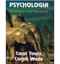 Okładka książki Psychologia. Podejścia oraz koncepcje