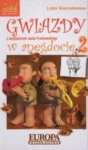 Okładka książki Gwiazdy w anegdocie 2