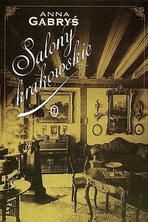 Okładka książki Salony krakowskie