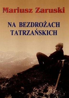 Okładka książki Na bezdrożach tatrzańskich