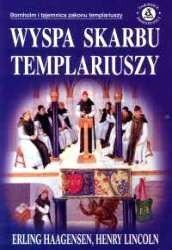 Okładka książki Wyspa skarbu templariuszy