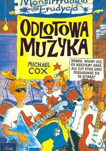 Okładka książki Odlotowa muzyka