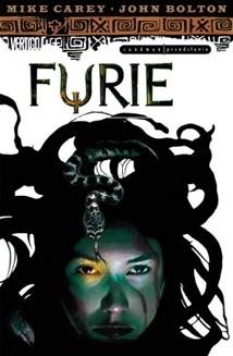 Okładka książki Sandman: Furie