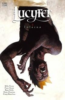 Okładka książki Lucyfer: Inferno