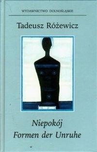 Okładka książki Niepokój