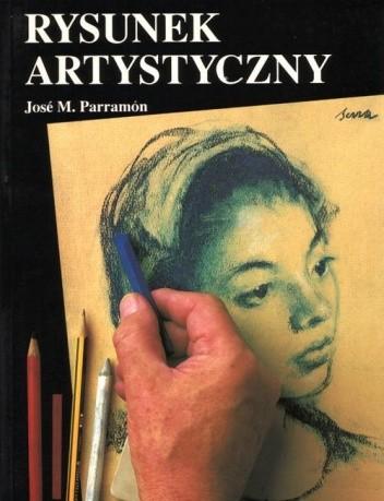 Okładka książki Rysunek Artystyczny