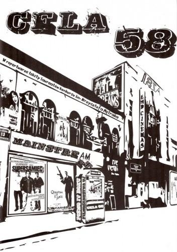 Okładka książki Cela 58