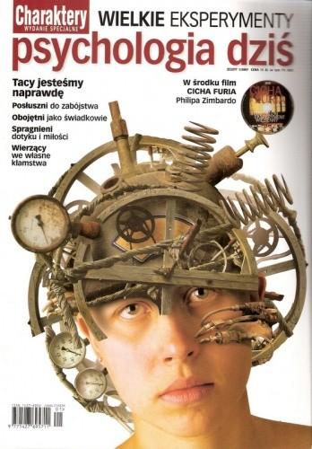 Okładka książki Psychologia Dziś, zeszyt 1 / 2007