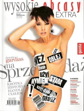 Okładka książki Wysokie Obcasy Extra, nr 2 / wrzesień 2010
