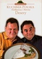Okładka książki Desery